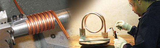 air-wound inductors